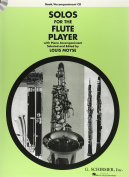 Solos For The Flute Player - Book/CD