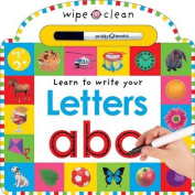 Letters [Board book]