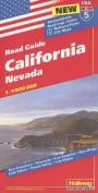 USA California Road Guide