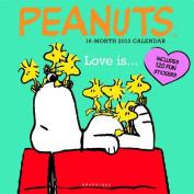 Peanuts 16-Month Calendar