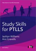 Study Skills for PTLLS