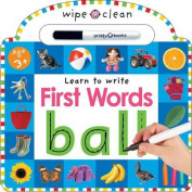First Words [Board book]