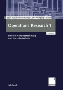Operations Research: 1 [GER]