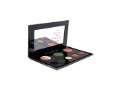 My Luscious Greens Complete Makeup Palette ( Without Eye Liner ) ( 1x Blush, 2x Shadow Primer, 2x Eye Shadow, 2x Lip Colour,1x Lip Gloss ), -