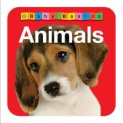 Baby Basics Animals (Baby Basics) [Board book]
