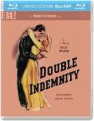 Double Indemnity [Region B] [Blu-ray]