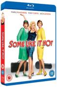 Some Like It Hot [Region B] [Blu-ray]