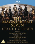 The Magnificent Seven Collection [Region B] [Blu-ray]