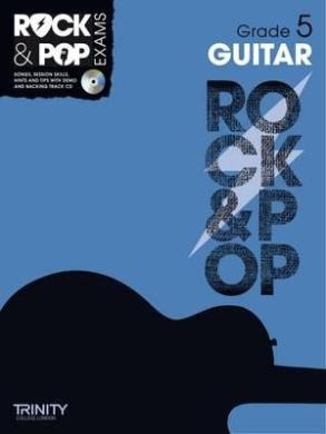 Trinity Rock & PoP Guitar Grade 5 (Trinity Rock & Pop)
