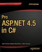 Pro ASP .NET 4.5 in C#