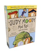 The Judy Moody Mad Rad Collection, Books 7-9