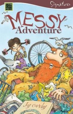 The Big Hairy Author: Messy Adventure (Signatures Set 1)