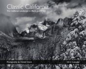 2013 Classic California Wall Calendar