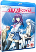 Angel Beats: Complete Series [Region B] [Blu-ray]