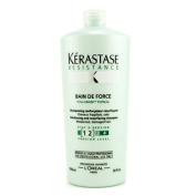 Resistance Bain De Force Reinforcing And Resurfacing Shampoo (Weakened, Damaged Hair), 1000ml/34oz