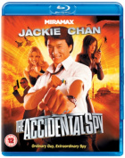 The Accidental Spy [Region B] [Blu-ray]