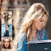 Complete Delta Goodrem CD Collection