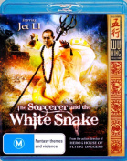 Sorcerer and the White Snake [Region B] [Blu-ray]