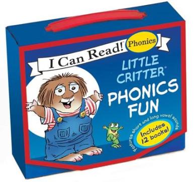 Little Critter Phonics Fun (I Can Read!)