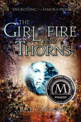 The Girl of Fire and Thorns (Girl of Fire and Thorns (Paperback))