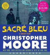 Sacre Bleu Unabridged Low Price CD [Audio]