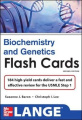Lange Biochemistry and Genetics Flash Cards
