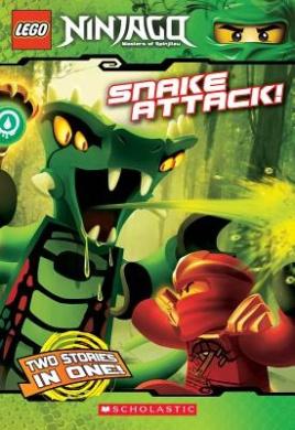 Snake Attack! (Lego Ninjago Chapter Book)