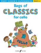 Bags of Classics for Cello