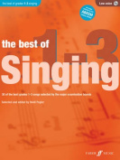 The Best Of Singing Grades 1-3