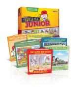 Junior Adventures Boxed Set of Kids' Books