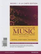 Fundamentals of Music, Books a la Carte Edition