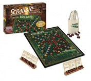 Book Lover's Scrabble Board Game