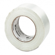 Universal 31648 Premium-Grade Filament Tape with Hot-Melt Adhesive 2 x 60 Yards