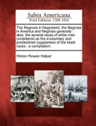 The Negroes in Negroland, the Negroes in America and Negroes Generally