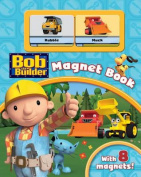 My Bob the Builder Magnet Book [Board book]
