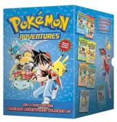 Pokemon Adventures Red & Blue Box Set