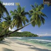 Paradise 2013 Square 12x12 Wall Calendar