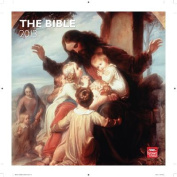 Bible, the 2013 Square 12x12 Wall Calendar