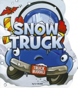Snow Truck (Truck Buddies) [Board book]