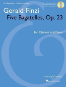 Five Bagatelles, Op. 23