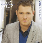 Michael Buble 2013 Square 12x12 Wall