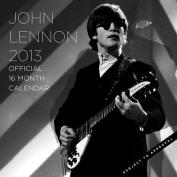 John Lennon 2013 Square 12x12 Wall Calendar