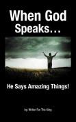 When God Speaks...