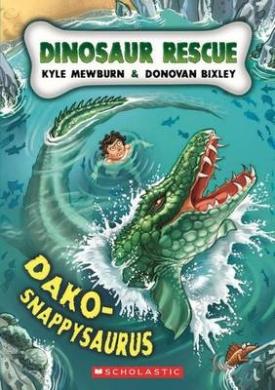 Dako-snappysaurus (Dinosaur Rescue)