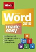 Microsoft Word 2010 Made Easy