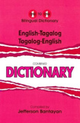 English-Tagalog & Tagalog-English One-to-One Dictionary