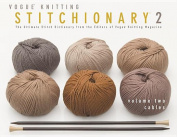 Vogue Knitting Stitchionary Volume Two