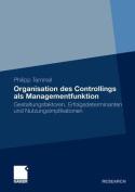 Organisation Des Controllings ALS Managementfunktion