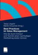 Best Practices Im Value Management