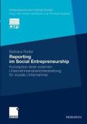 Reporting Im Social Entrepreneurship